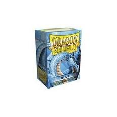 Protektory niebieskie BLUE (Dragon Shield, 100 sztuk)