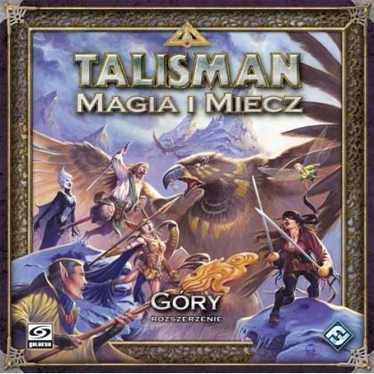 Talisman: Magia i Miecz - Góry