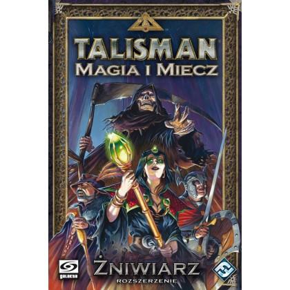 Talisman Magia i Miecz - Żniwiarz
