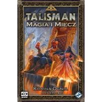 Talisman Magia i Miecz - Krainy Ognia