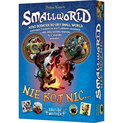 Small World: Nie bój nic