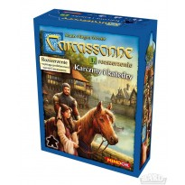 Carcassonne: Karczmy i Katedry (druga edycja polska)