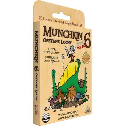 "Munchkin 6 ""Opętane Lochy"""