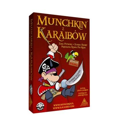 Munchkin z Karaibów