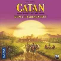 Catan - Kupcy i Barbarzyńcy