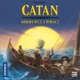 Catan - Odkrywcy i Piraci
