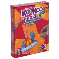 Kookoo Puzzles - Taniec