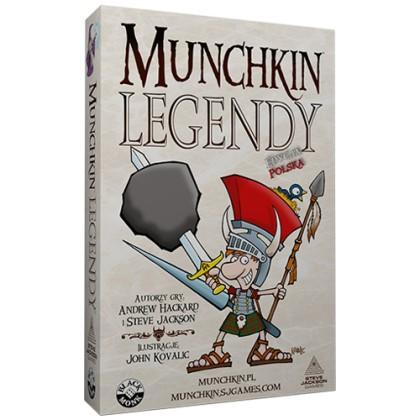 Munchkin Legendy