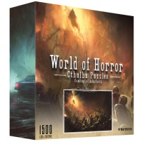 World of Horror Cthulhu Puzzles Coming of Azathoth