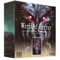 World of Horror Cthulhu Puzzles Great Old Ones